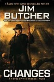 book cover of Changes by Jim Butcher