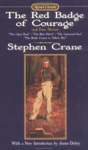 book cover of The Red Badge of Courage and Selected Stories by Stephen Crane