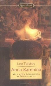 book cover of Tolstoy: Anna Karenina (Norton) by Leo Tolstoy