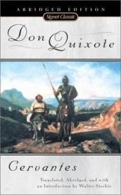 book cover of Don Quijote - Abridged Edition by Miguel de Cervantes Saavedra