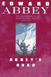 book cover of Abbey's road by Edward Abbey
