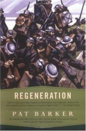 book cover of Regeneration by Pat Barker
