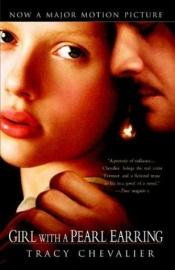 book cover of Girl with a Pearl Earring by Tracy Chevalier