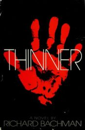 book cover of Thinner by Stephen King