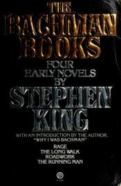 book cover of The Bachman Books by Stephen King