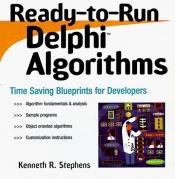 book cover of Ready-to-Run Delphi 3.0 Algorithms by Rod Stephens