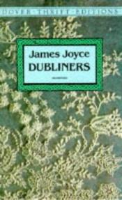 book cover of Dublinfolk by James Joyce