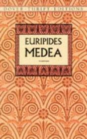 book cover of Medea by Euripides