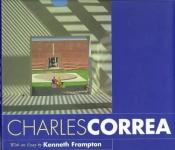 book cover of Charles Correa by Kenneth Frampton