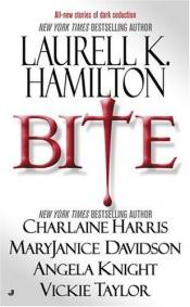book cover of Bite by Laurell K. Hamilton