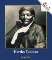 book cover of Harriet Tubman by Wil Mara