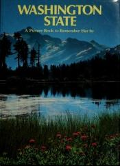 book cover of Washington State: A Picture Book To Remember Her By by Rh Value Publishing