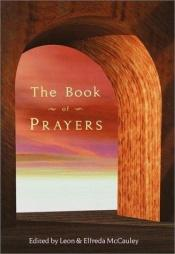 book cover of The Book of Prayers by Leon McCauley
