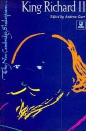 book cover of II. Richárd by William Shakespeare