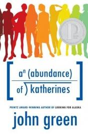 book cover of An Abundance of Katherines by John Green