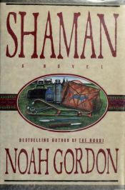 book cover of Šaman by Noah Gordon