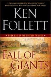book cover of Fall of Giants by 켄 폴릿
