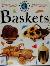 book cover of Baskets (World Crafts) by Meryl Doney
