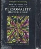 book cover of Practice Tests for Personality by Liebert