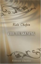 book cover of The Awakening by Kate Chopin