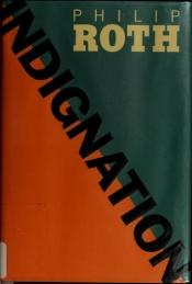 book cover of Indignation by Philip Roth