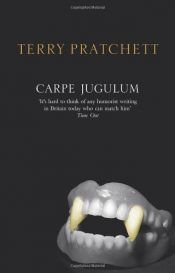 book cover of Carpe Jugulum by Terry Pratchett
