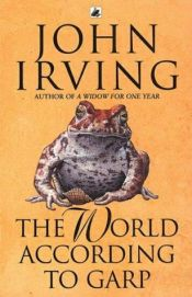 book cover of The world according to Garp by John Irving