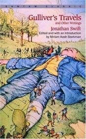 book cover of Gulliver's travels and other writings by Jonathan Swift