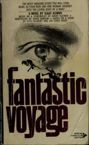 book cover of Fantastic Voyage by Isaac Asimov