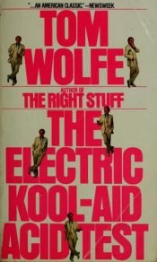 book cover of The Electric Kool-Aid Acid Test by טום וולף