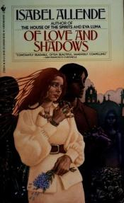 book cover of Of Love and Shadows by Isabel Allende