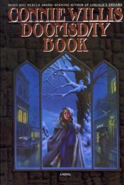 book cover of Doomsday Book by Connie Willis