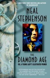 book cover of The Diamond Age by Neal Stephenson