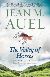 book cover of The Valley of Horses by Jean M. Auel