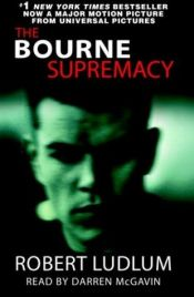 book cover of The Bourne Supremacy by Robert Ludlum