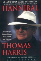 book cover of Hannibal by Thomas Harris