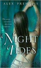 book cover of Night Tides (Lady of the Lakes) by Alex Prentiss