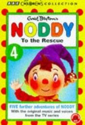 book cover of Noddy to the Rescue: No.4 (BBC Children's Collection) by Enid Blyton