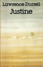 book cover of Justine by Lawrence Durrell