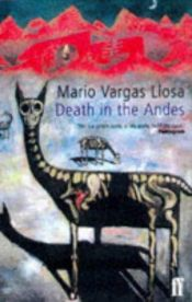book cover of Death in the Andes by Mario Vargas Llosa