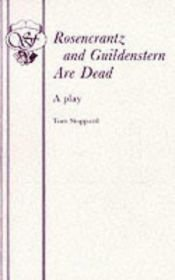 book cover of Rosencrantz and Guildenstern Are Dead by Tom Stoppard