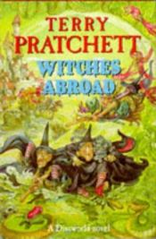 book cover of Witches Abroad by Terry Pratchett