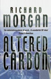 book cover of Altered Carbon by リチャード・モーガン