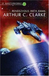 book cover of Rendezvous with Rama by Arthur C. Clarke