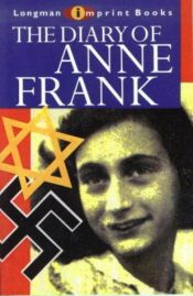 book cover of The Diary of a Young Girl by Anne Frank