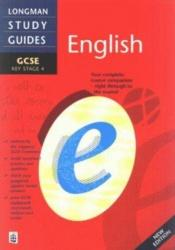 book cover of GCSE English (Longman Revise Guides) by Elizabeth A. Cripps