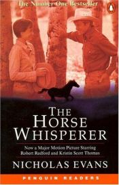 book cover of The Horse Whisperer by Nicholas Evans