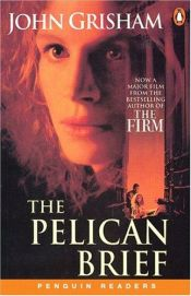 book cover of The Pelican Brief by John Grisham