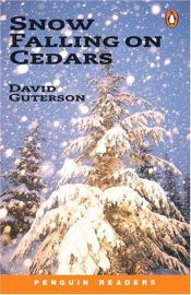 book cover of Snow Falling on Cedars by David Guterson