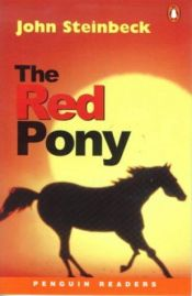 book cover of The Red Pony by John Steinbeck